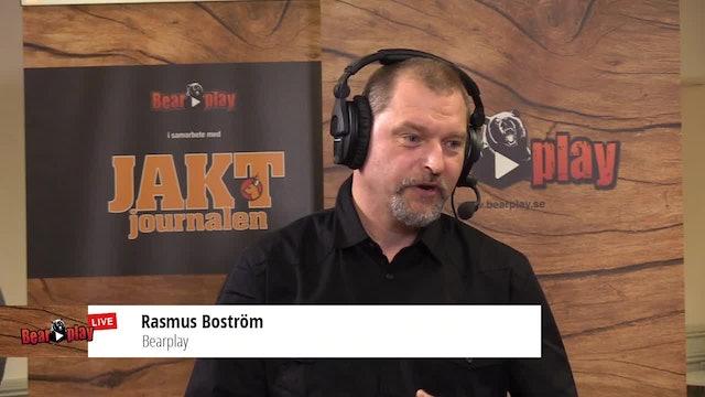 Stövar-SM För Rävhundar 2018 : Repris Fredag