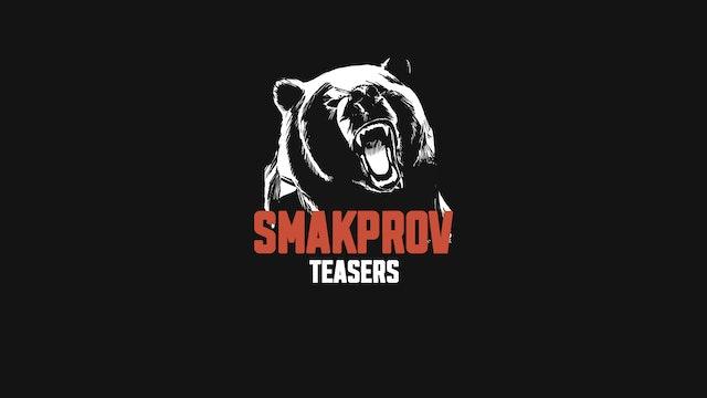Smakprov | Teasers