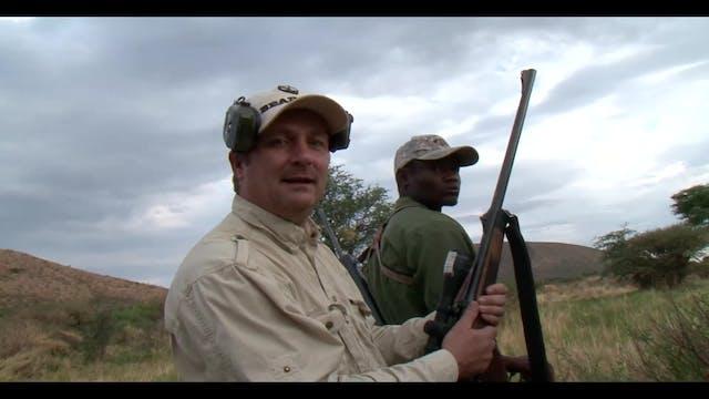 Ett Jaktäventyr i Namibia : Del 3