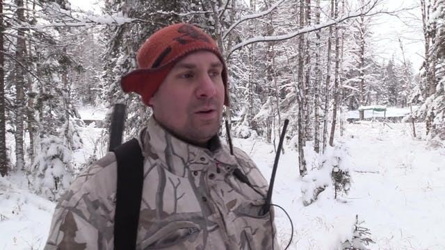 Rasmus Vardag : Vargjakten 2018 Trail...