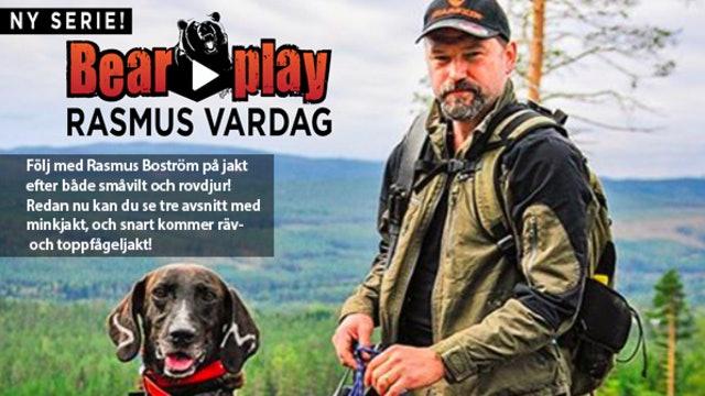 Ny Serie : Rasmus Vardag! Trailer