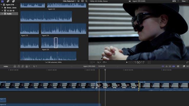 Editing Agent 316 (Episode 1)