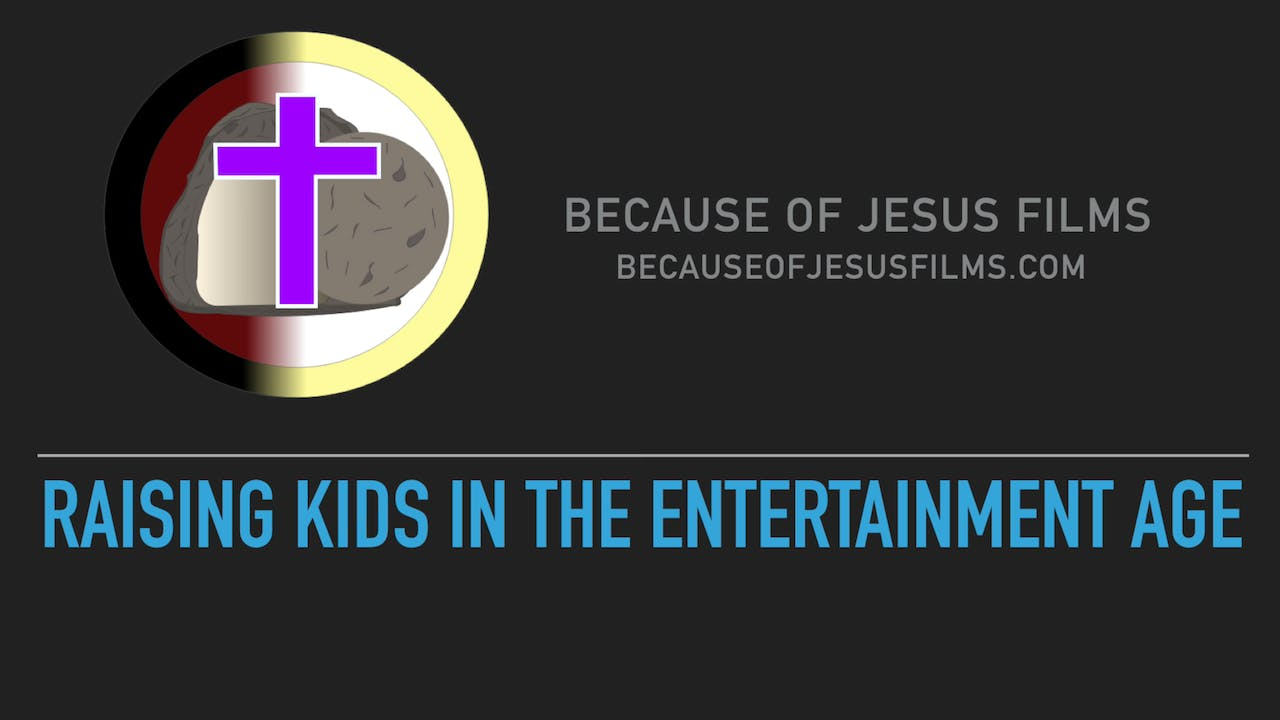 Raising Kids in the Entertainment Age