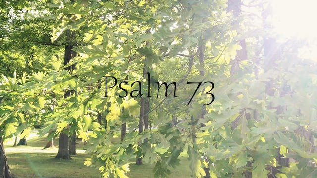Simply Scripture Series: Psalm 73 (Ep...