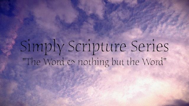 Simply Scripture Series