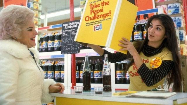 The Pepsi challenge