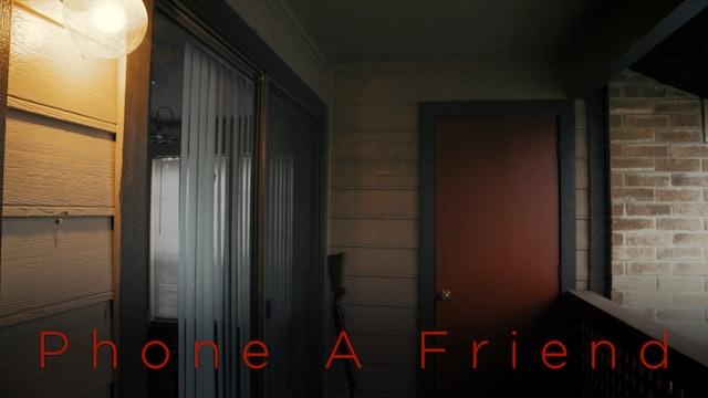 Phone A Friend (short film)