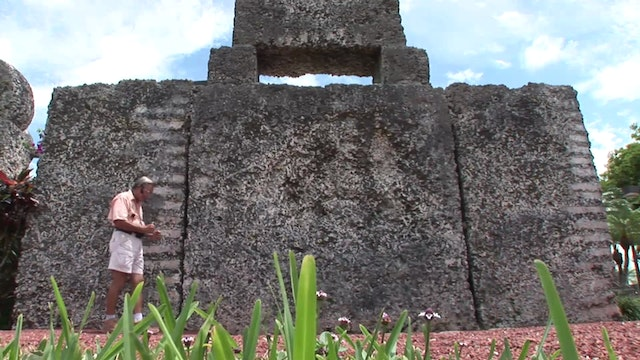 Mysteries of Coral Castle trailer