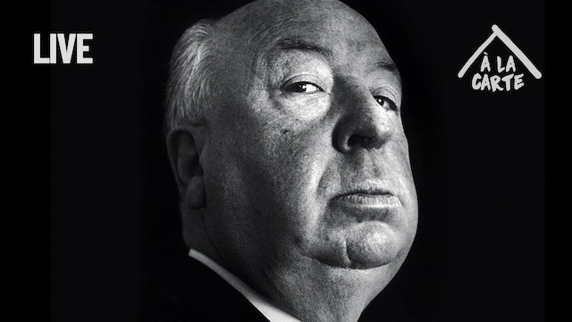 Live - ALFRED HITCHCOCK