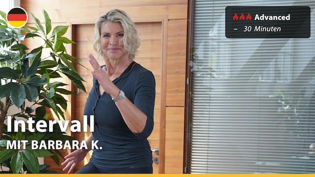 Intervall | 5/19/21 | Barbara