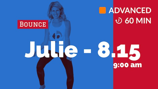 August Bounce 60-Min. MELTDOWN! | 8/1...