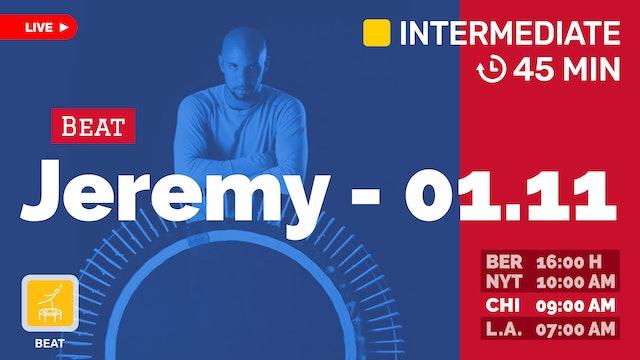 Monday Jumpstart! | 1/11/21 | Jeremy
