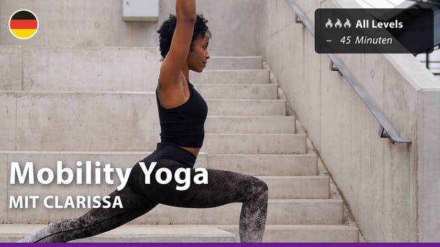 Mobility Yoga | 5/9/21 | Clarissa