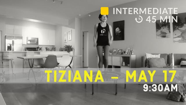 All about Balance  | 5/17/20 | Tiziana