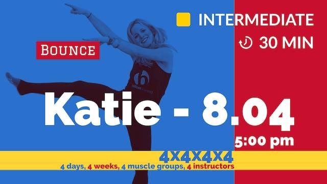 4x4x4x4 Challenge: Week 3 - Cardio Bl...