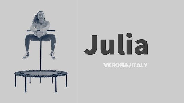 All of Julia vK's classes