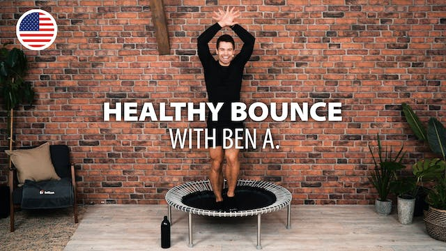Healthy Bounce with Ben | bellicon Home