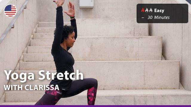 Yoga Stretch | 3/19/21 | Clarissa