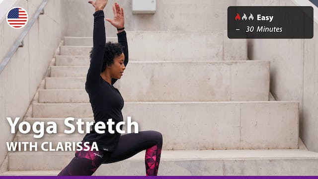 Yoga Stretch | 3/19/21 | Clarissa