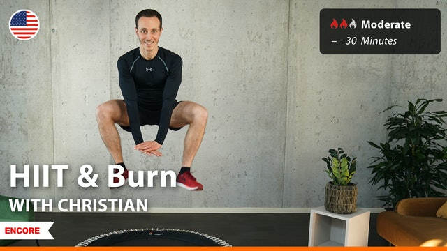 [ENCORE] HIIT & Burn | 6/25/21 | Christian