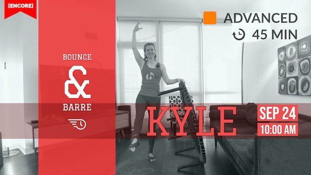 [ENCORE] 1-hour Work Your Glutes, Beat the Blues | 9/24/20 | Kyle