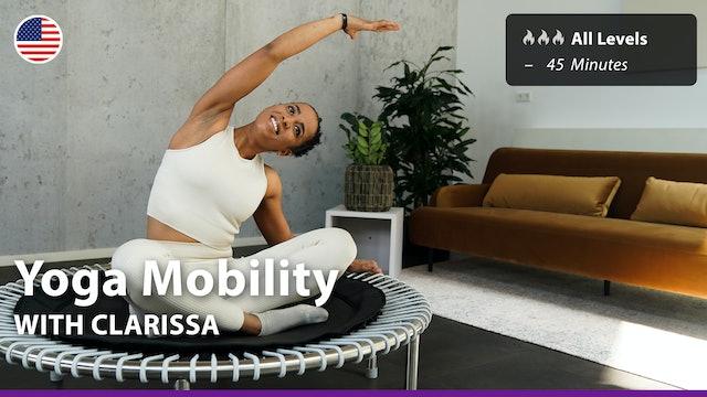 Yoga Mobility   8/27/21   Clarissa