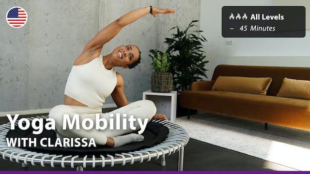 Yoga Mobility | 8/27/21 | Clarissa