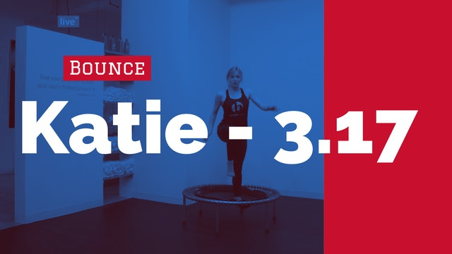 bellicon Bounce | 3/17/20 | Katie