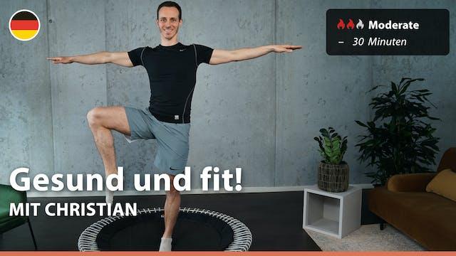 Gesund und fit! | 6/2/21 | Christian