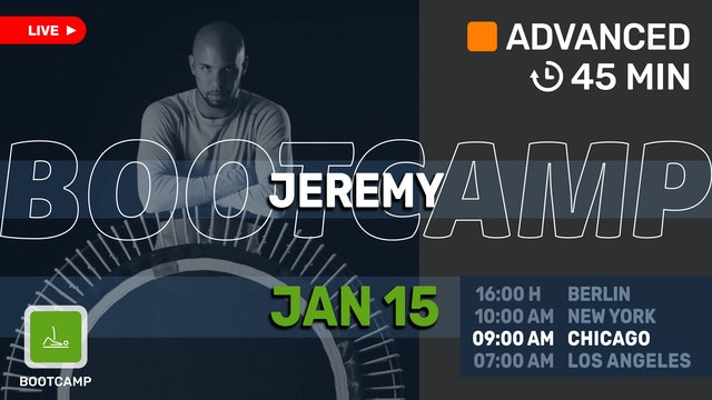 Jeremy's Bellicon Bootcamp | 1/15/21 | Jeremy