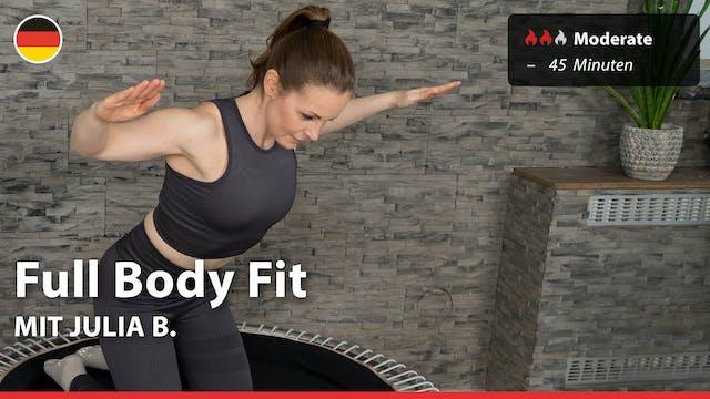 Full Body Fit | 4/23/21 | Julia B.