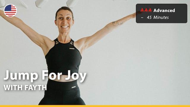 Jump For Joy | 6/6/21 | Fayth