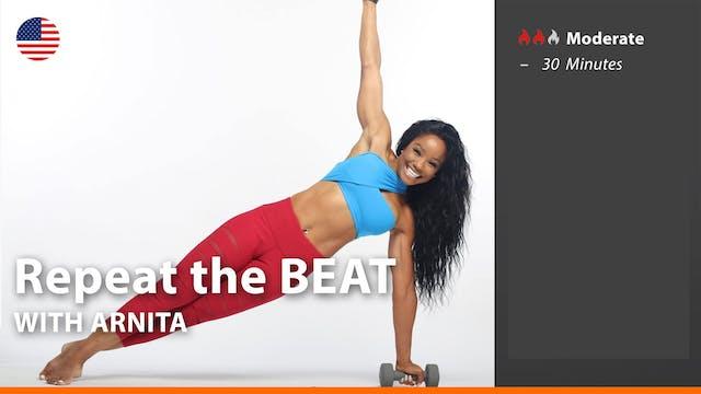 Repeat the BEAT | 4/5/21 | Arnita