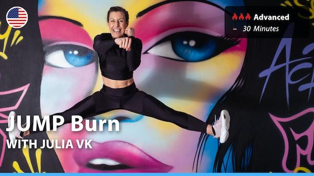 JUMP Burn | 4/24/21 | Julia vK.