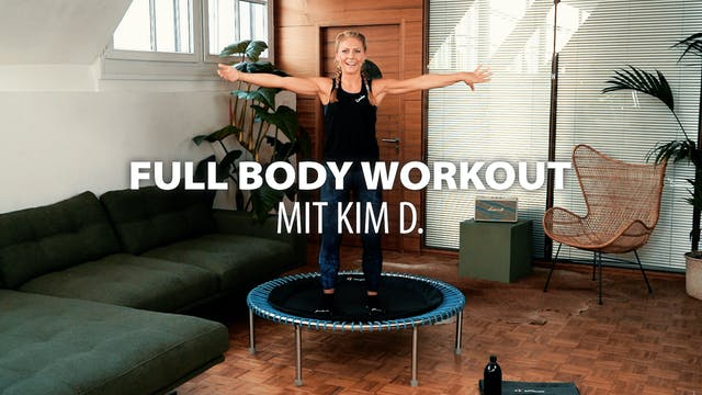 Full Body Workout mit Kim D.