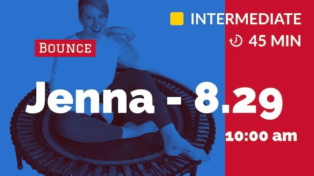 Conditioning Bounce   8/29/20   Jenna