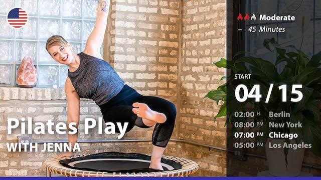 [PREMIERE] Pilates Play | 4/15/21 | J...