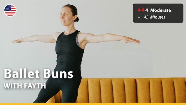 Ballet Buns | 8/22/21 | Fayth