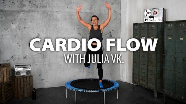Cardio Flow with Julia vK.