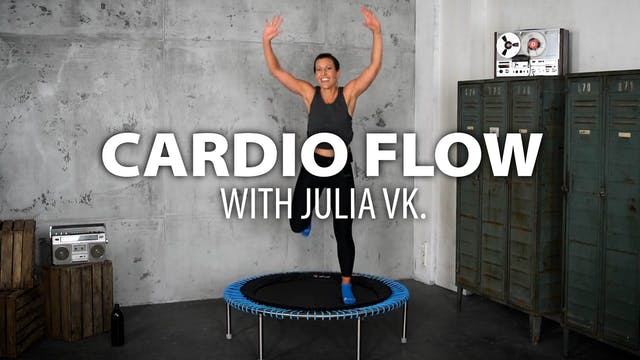 Cardio Flow with Julia vK.