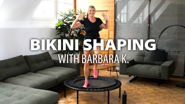 Bikini Shaping with Barbara K.