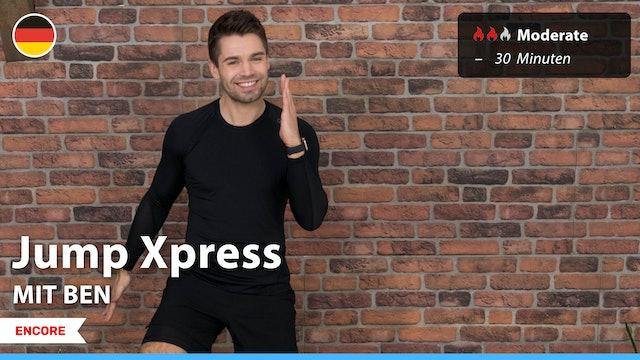 [ENCORE] Jump Xpress | 6/29/21 | Ben