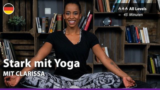 Stark mit Yoga | 4/29/21 | Clarissa