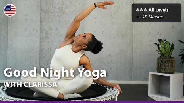 Good Night Yoga | 8/20/21 | Clarissa