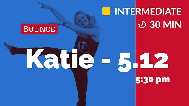 Kickin' Cardio | 5/12/20 | Katie