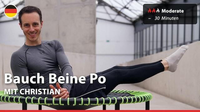 Bauch Beine Po | 5/1/21 | Christian