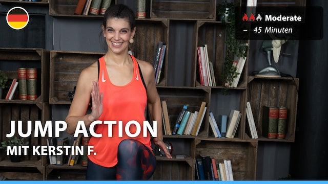JUMP ACTION | 6/14/21 | Kerstin