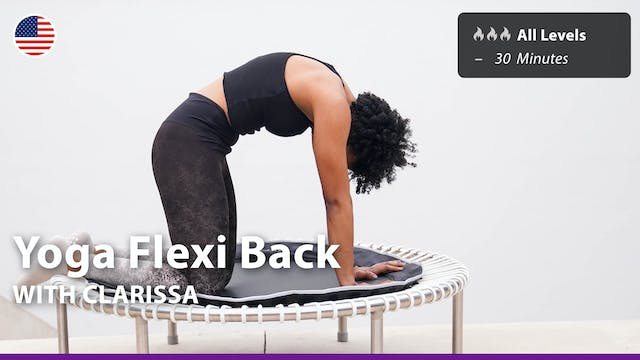 Yoga Flexi Back | 4/9/21 | Clarissa