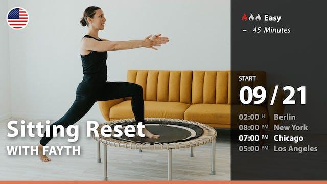 [PREMIERE] Sitting Reset | 9/21/21 | ...