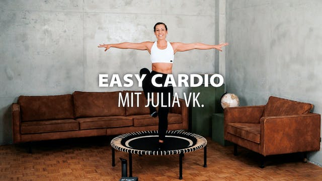 Easy Cardio mit Julia vK.